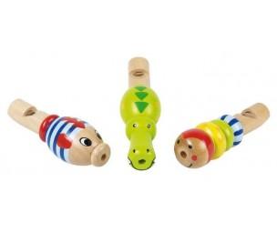 "Mini svilpes ""Dzīvnieki"" N12"