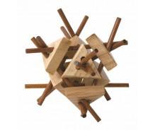 Kociņi ar trīsstūriem